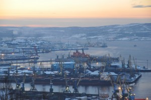 murmansk-port