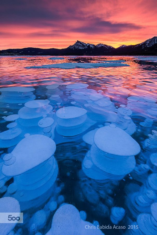 Methane Bubbles
