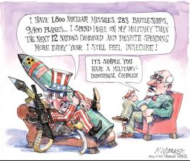 Complexo Industrial Militar