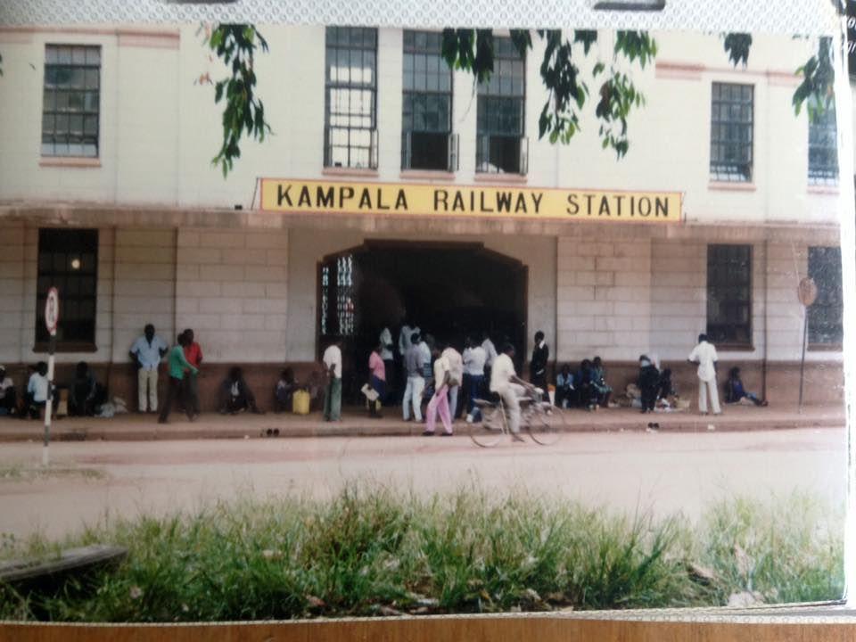 Kampala Train Station